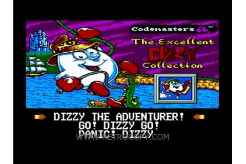 The Excellent Dizzy Collection (Sega Master System ...
