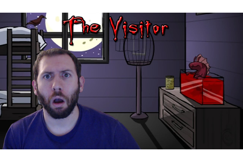 The Visitor Flash Animation Game: SO MUCH NOPE!!!! - YouTube
