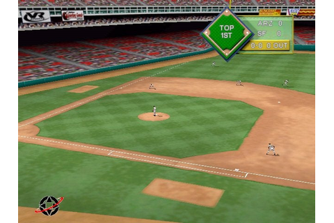 VR Baseball 2000 Screenshots, Pictures, Wallpapers - PC - IGN