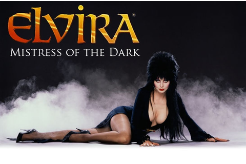 Let's Fail: Elvira: Mistress of the Dark (Amiga) - YouTube
