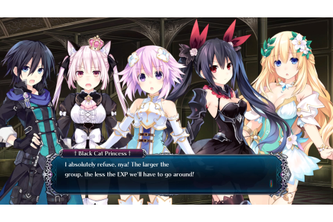 [REVIEW] Cyberdimension Neptunia: 4 Goddesses Online ...