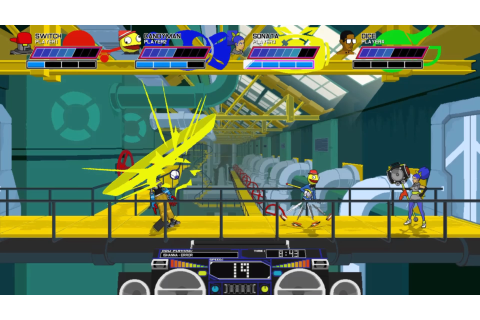Lethal League - PS4 Review - PlayStation Country