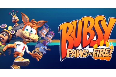 Bubsy: Paws on Fire! - Game | GameGrin