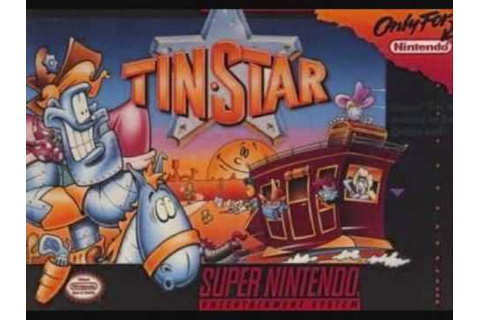 The entire Tin Star (SNES game) OST. : gamemusic