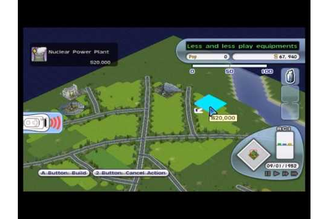 SimCity Creator Gameplay Part 1 - YouTube