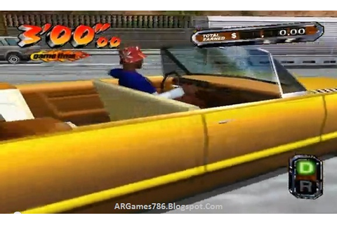crazy taxi 3 high roller pc game