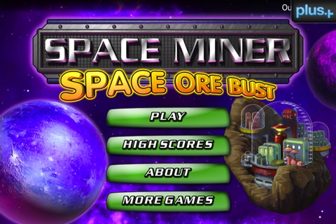 Space Miner Space Ore Bust: Asteroids на стероидах [App Store]