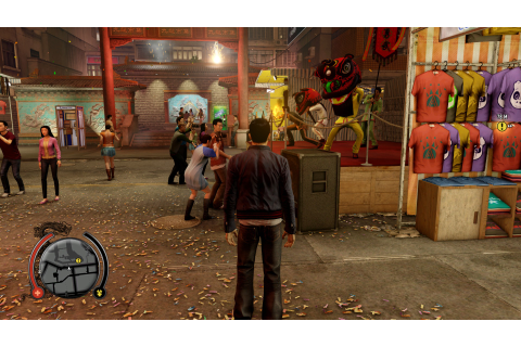 Sleeping Dogs: Definitive Edition - Gamechanger
