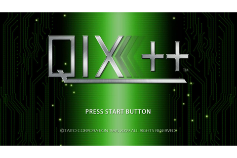 QIX++ - Uh is that the whole game - YouTube