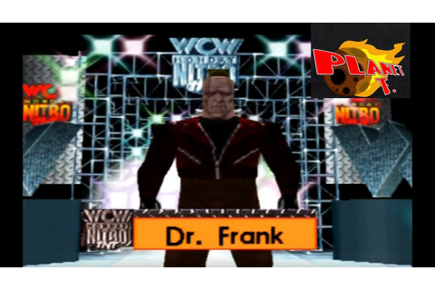 WCW/NWO Revenge Dr. Frank Entrance and Finisher - YouTube