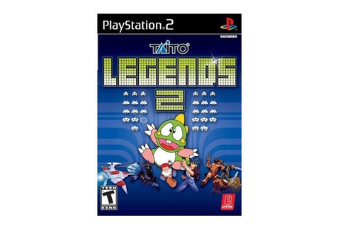 Taito Legends 2 Game-Newegg.com