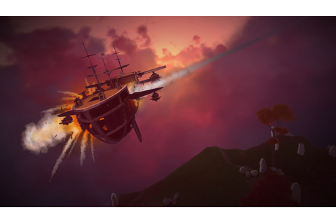 Worlds Adrift: The future of MMOs or an improbable tech ...