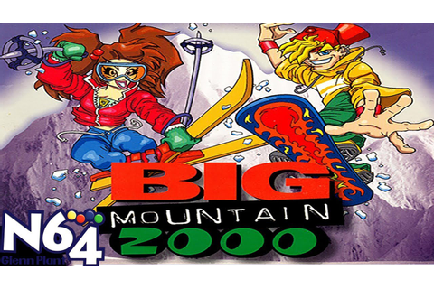 Big Mountain 2000 - Nintendo 64 Review - HD - YouTube