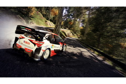 WRC 9 review: Left 2 over kick into right 3 tightens ...