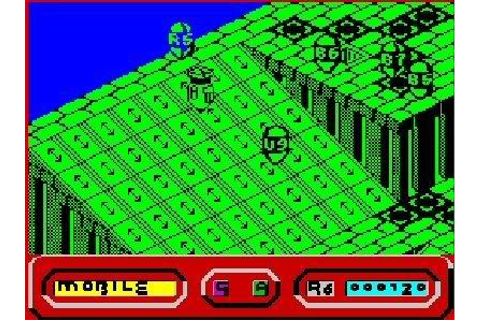 Quazatron (ZX Spectrum) — They Were Our Gods
