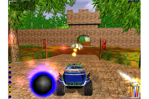 Hyperball Racing PC Galleries | GameWatcher