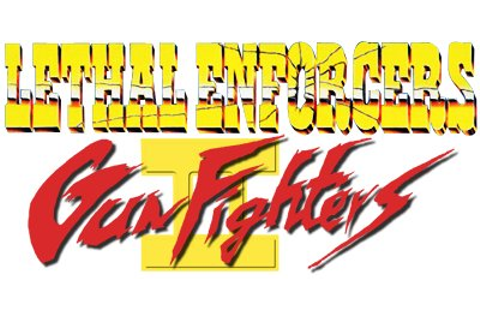 Lethal Enforcers II: Gunfighters : Play:Right Arcade