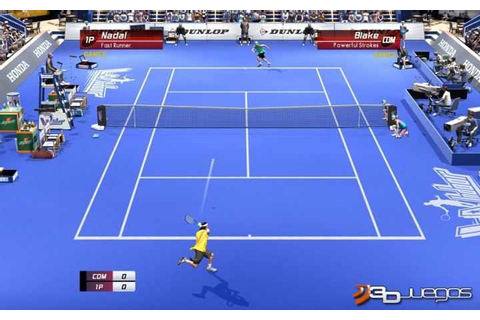 Virtua Tennis 3 Download Free Full Game | Speed-New