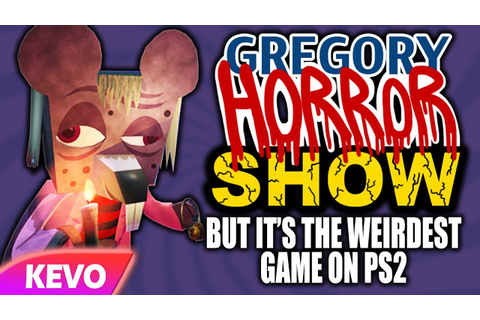 Gregory Horror Show but it's the weirdest game on ps2 ...