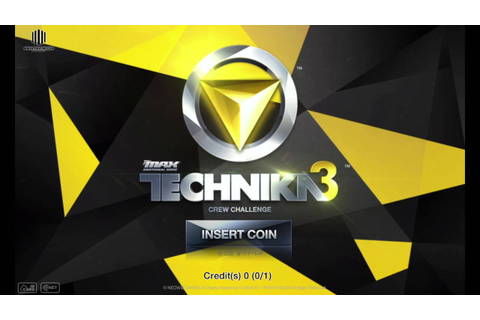 DJMAX TECHNIKA 3 - Booting~Title - YouTube