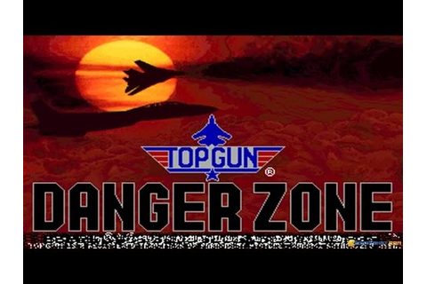 Top Gun Danger Zone gameplay (PC Game, 1991) - YouTube