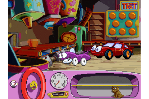 Download Putt-Putt Goes to the Moon | DOS Games Archive