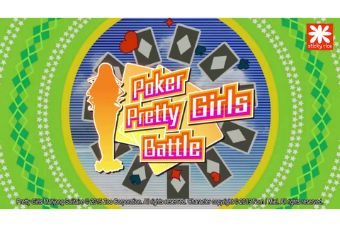 Poker Pretty Girls Battle: Texas Hold'em Official Trailer ...