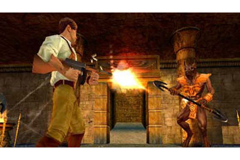 The Mummy Returns Game | PS2 - PlayStation