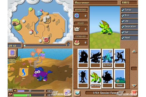 Spore Creatures ROM for DraStic – PPSSPP PS2 APK Android ...