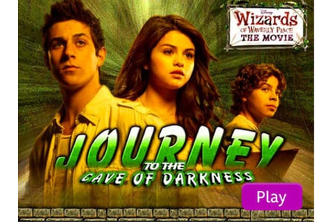 Wizards of Waverly Place - Journey to the Cave of Darkness ...