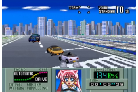 PIXELATED: Kat's Run Zen-Nippon K Car Senshuken | Japanese ...