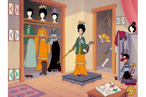 The Collection Chamber: DISNEY'S ANIMATED STORYBOOK: MULAN