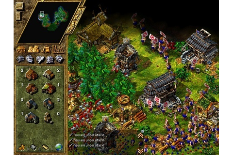 The Settlers IV Review - Games Finder