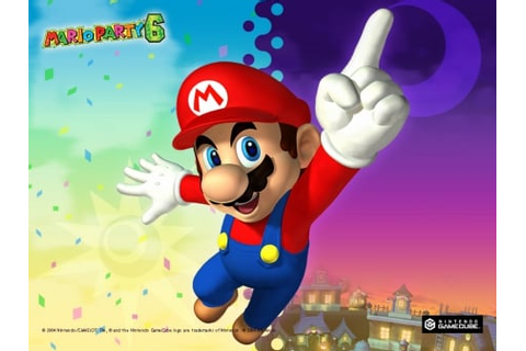 Mario Party 6 - Mario & Video Games Background Wallpapers ...