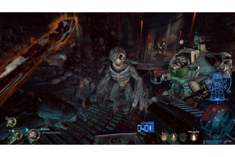 Review: Space Hulk: Deathwing