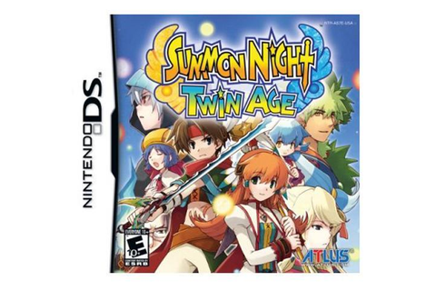 Summon Night: Twin Age Nintendo DS Game - Newegg.com