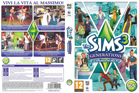 The Sims 3 Generations - Compressed Games Free Download