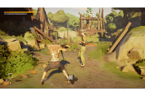 Absolver - Alpha Gameplay Demo with Developer Commentary ...