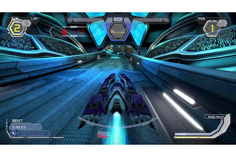 Wipeout Omega Collection gameplay (PS4) in 4K #2 - YouTube