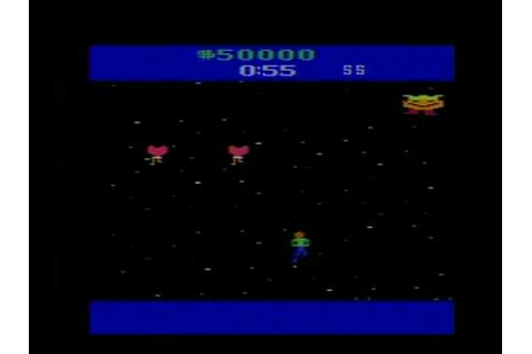 Journey Escape - Atari 2600 game play - YouTube
