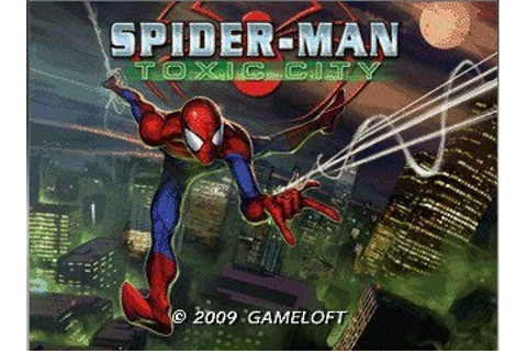 Spider-Man Toxic City – Game para Smartphone Windows ...