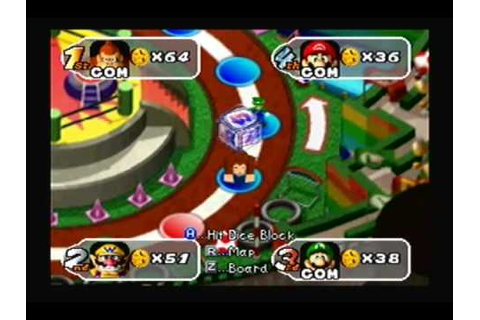 Mario Party 2! - Mini-Game Stadium - Part 2 - YouTube
