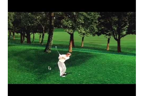 Jack Nicklaus 4 Game Review - YouTube