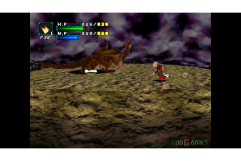 Dragon Valor - Gameplay PSX / PS1 / PS One / HD 720P ...