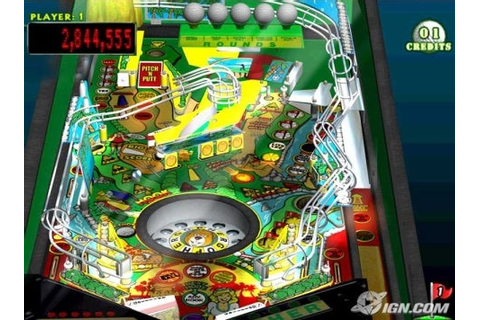 Gottlieb Pinball Classics UK Review - IGN