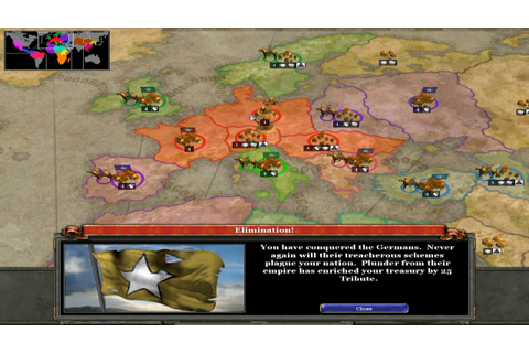 Rise of Nations PC Review - YouTube