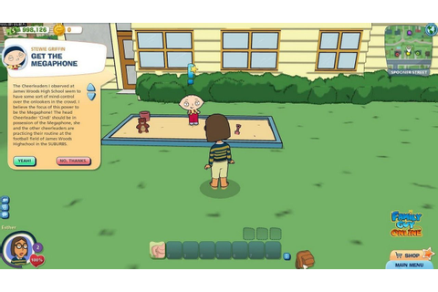 Family Guy Online - galeria screenshotów - screenshot 7/16 ...