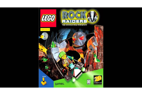 Track 2 - LEGO Rock Raiders PC soundtrack - YouTube