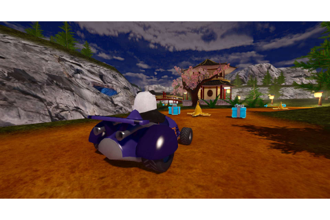 SuperTuxKart Kart Racing Games Ft. Linux Mascot Tux - FOSS ...