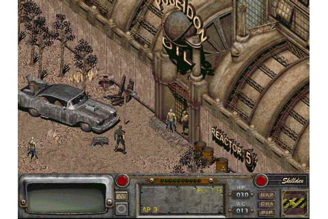 Fallout 1 Game - Free Download Full Version For Pc